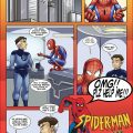 Spider-Man — Is in trouble (Eng)